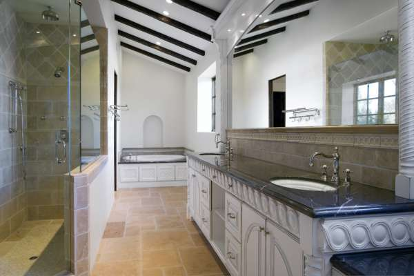 Higgins - Master Bath