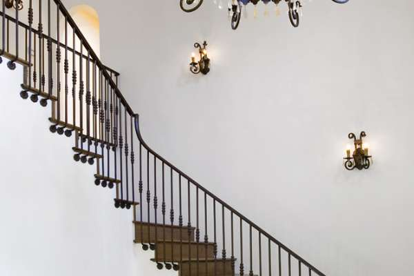 Higgins - Stairs