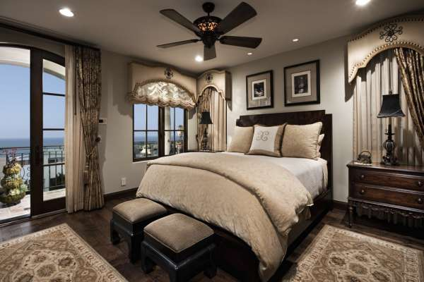 Coppersmith - Master Bedroom