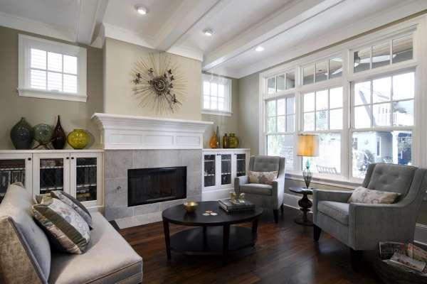 32nd Street - Living Room